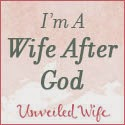 unveiled wife