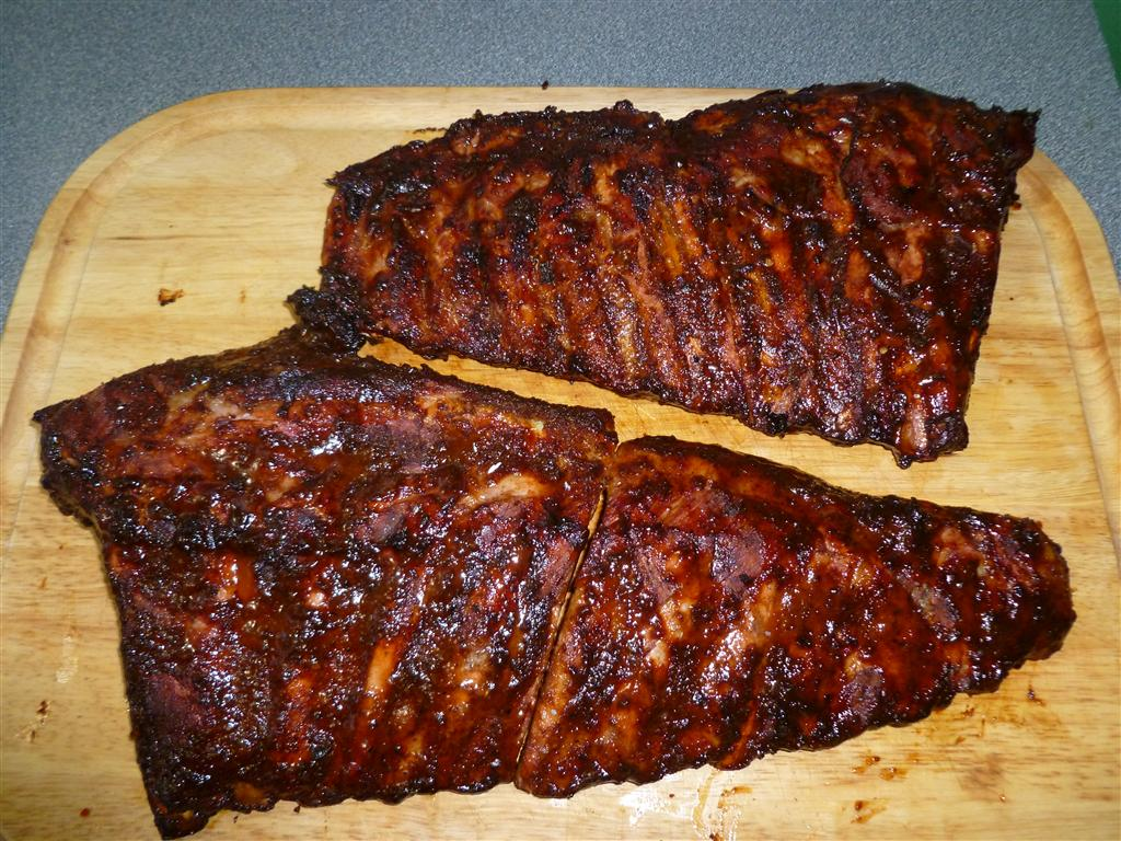 Rub For Barbecue Ribs Recipes — Dishmaps