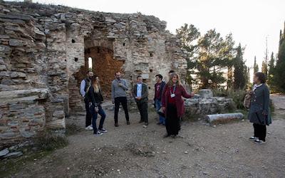 Μια διαφορετική ξενάγηση στη βυζαντινή Αθήνα