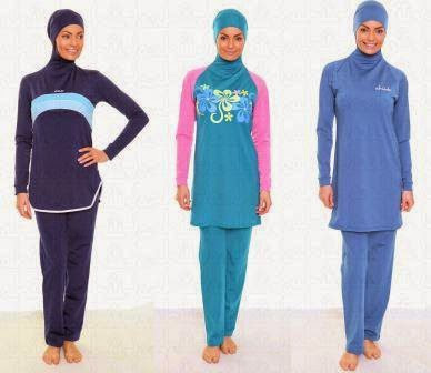 Tips How to Choose Swimsuit for Muslim Women