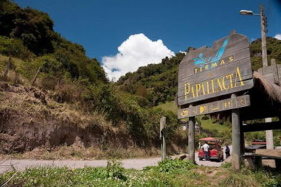 Turismo Termas de Papallacta Resort Papallacta
