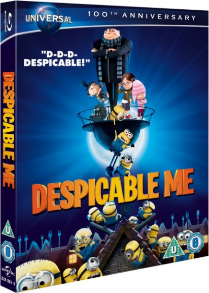 Despicable Me 2010 3D 1080p BRRip 6CH x264-ShAaNiG