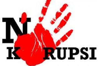 Kejari Pagaralam Sebar Stiker Perangi Korupsi