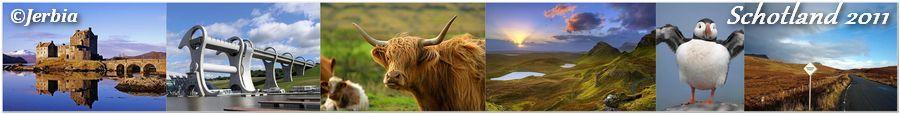 Reisverslag Schotland 2011