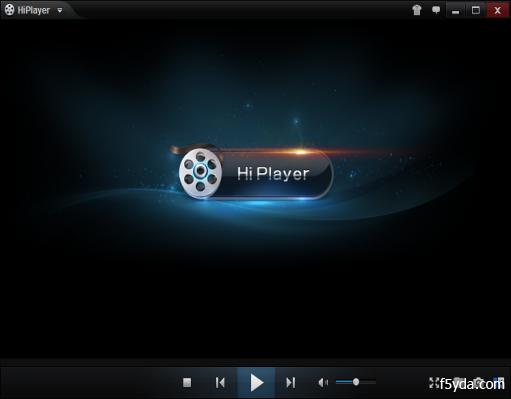 تحميل برنامج هاى بلاير Hi Player مجانا لتشغيل الصوتيات والفيديو