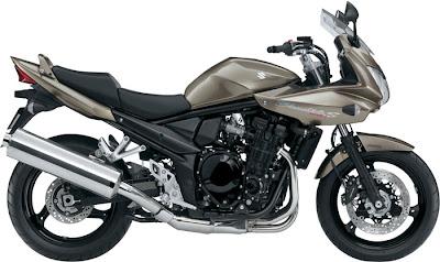 2012 Suzuki Bandit 1250SA ABS