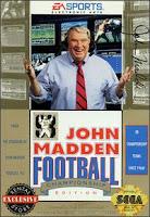 Madden 93 Championship Edition