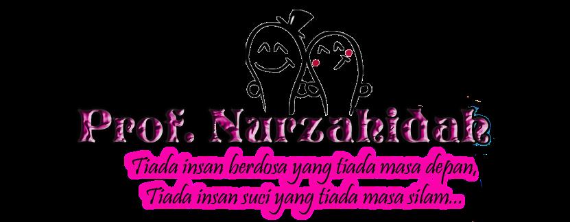 ♥ Aku Nurzahidah ♥