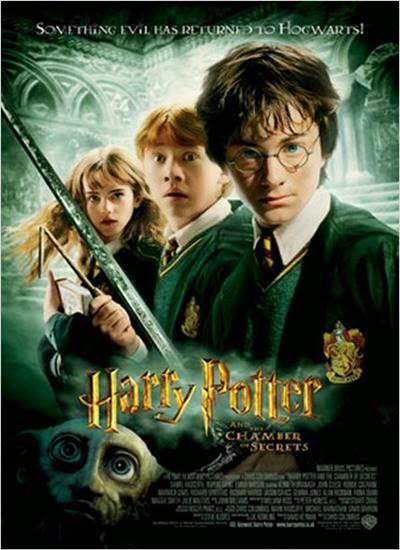 Download Harry Potter e a Câmara Secreta AVI Dual Áudio DVDRip Torrent