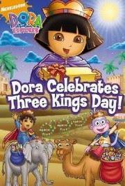 Dora celebra el día de los Reyes Magos (2012) Online