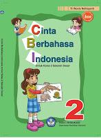 Buku Bahasa Indonesia kelas 2 SD - Tri Novia N.