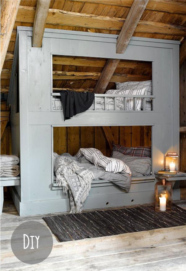 Costruire un letto a castello in legno design casa for Costruire un layout di casa