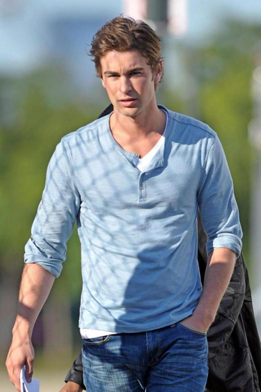 Chace crawford dating history in Perth