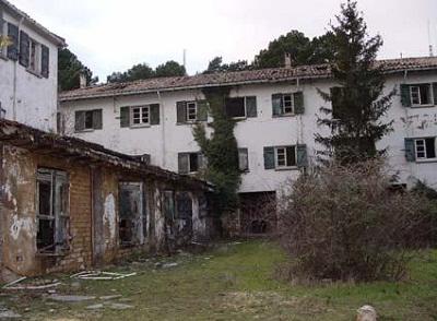 Sanatorio encantado de Agramontes