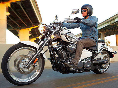2014 Yamaha Raider S gambar motor, 480x360 pixels