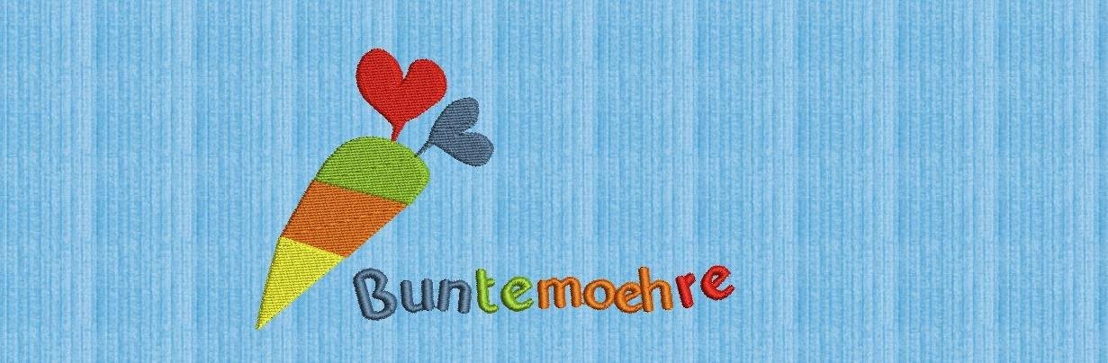 Buntemoehre