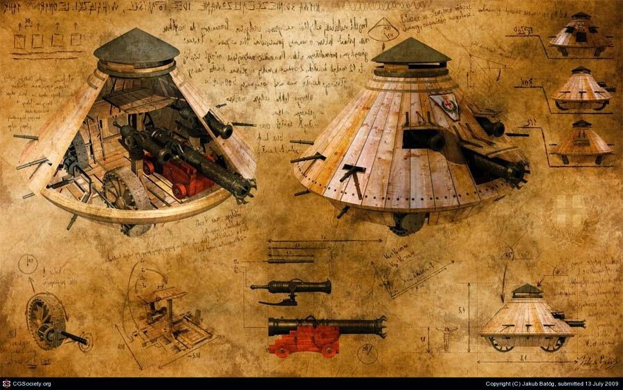 http://www.darkroastedblend.com/2012/05/strangest-tanks-in-history-part-1.html