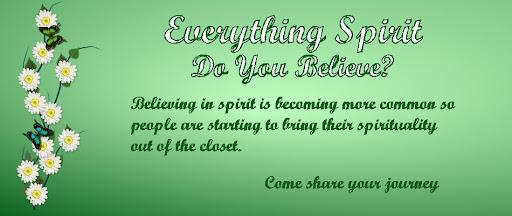 Everything Spirit