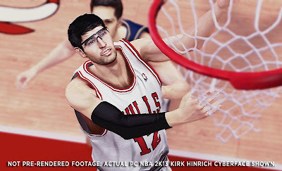 NBA 2K13 PC Kirk Hinrich HD Graphics