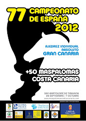 77 Campeonato de Espaa de ajedrez
