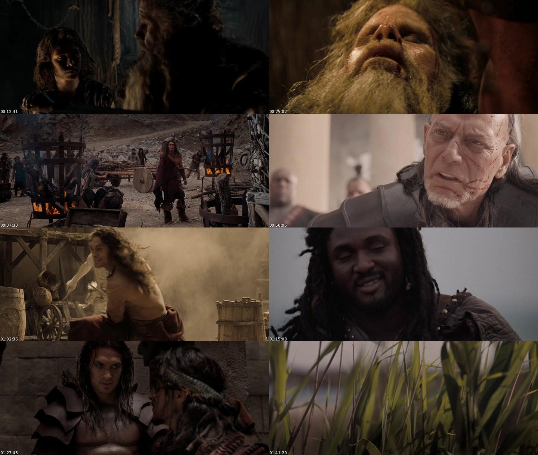 Conan el barbaro (2011) [DVDRip] [Español]