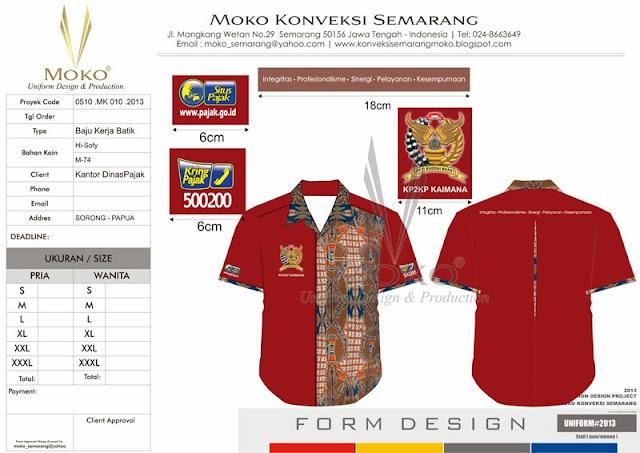 model baju batik kantor - belanja baju online murah di moko.co.id
