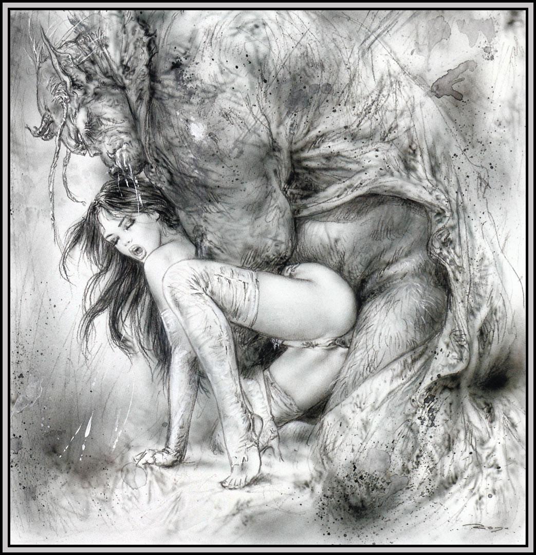 Секс с потусторонними существами 3 фотография