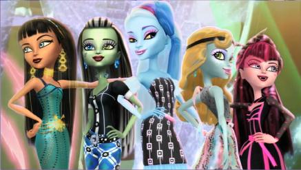 Monster High News: marts 2013