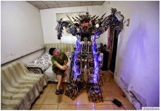 Jom Tengok Ciptaan Kreatif Orang China Yang Pasti Mengejutkan