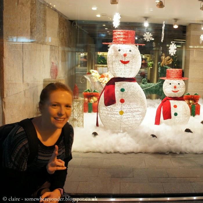 Christmas in Hong Kong, 2012