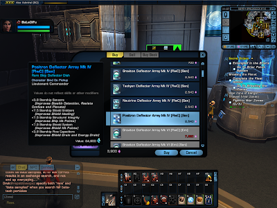 Star Trek Online - Positron Deflector Array