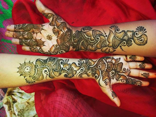Henna Mehndi Design Wallpapers : Bridal mehndi designs henna art of