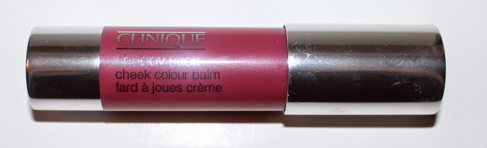 Clinique Chubby Stick Cheek Colour Balm in Plumped Up Peony