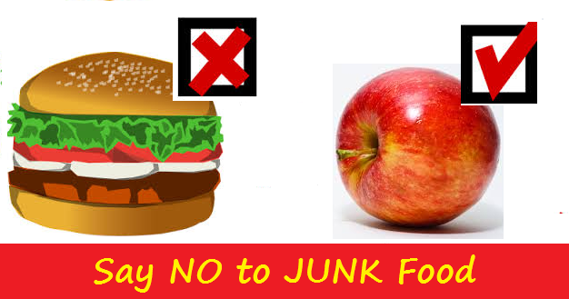 Drawbacks of Junk Food
