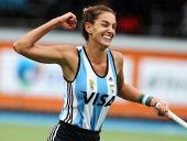 Luciana Aymar, la abanderada argentina de los Juegos Olímpicos