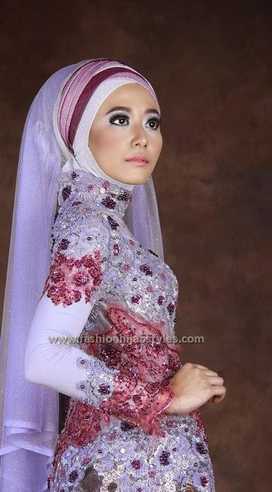 kebaya muslim 16