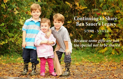 Celebrating the Life of Ben Sauer