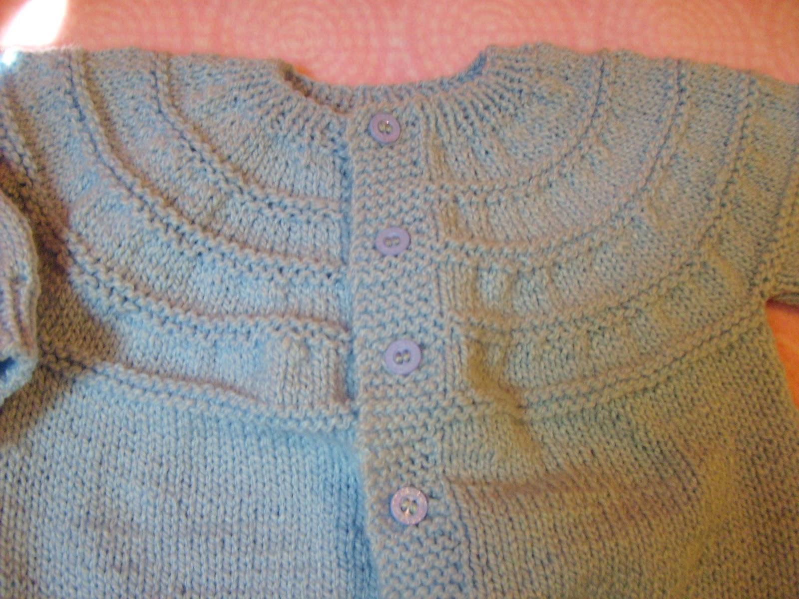 Como Tejer Un Vestido De Bebe a Crochet
