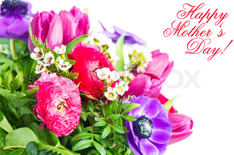 Flowers For Flower Lovers Happy Mother 39 S Day Flowers Cards