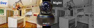 Day & Night Wireless IP Camera