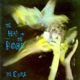 Los mejores discos de 1985 - THE CURE - The head on the door