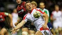 Tommy Bowe, Ulster, rugby, Heineken Cup