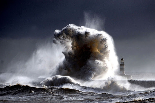 Massive Waves in Britain