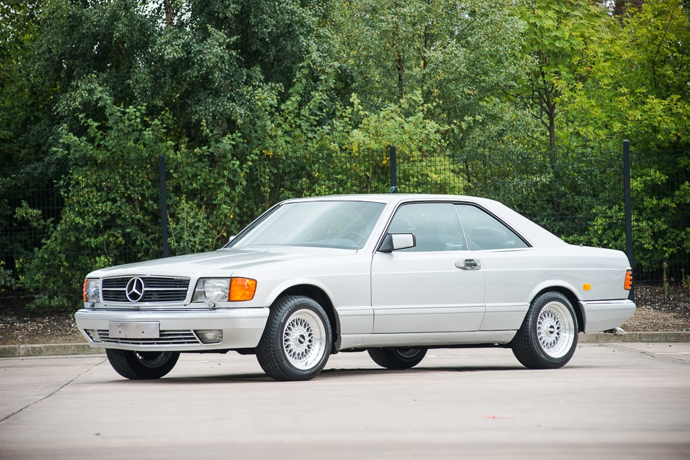 All cars nz 1986 mercedes benz s class 560 sec for sale in uk for 1986 mercedes benz 560 sec