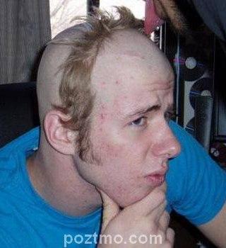 gaya rambut pria unik