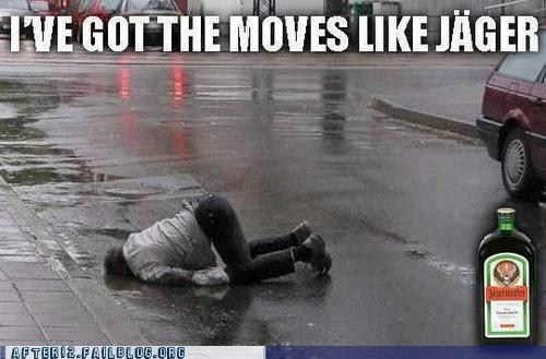 Moves like Jager