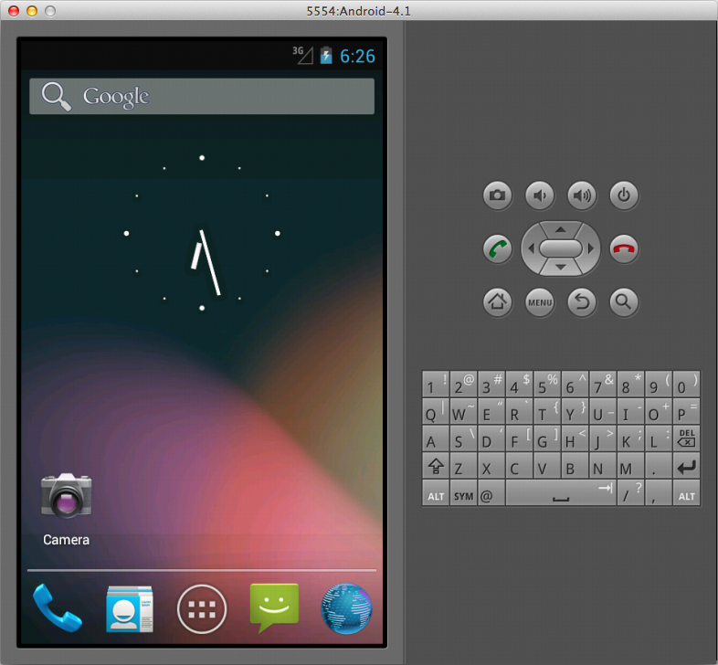 android emulator androidituts