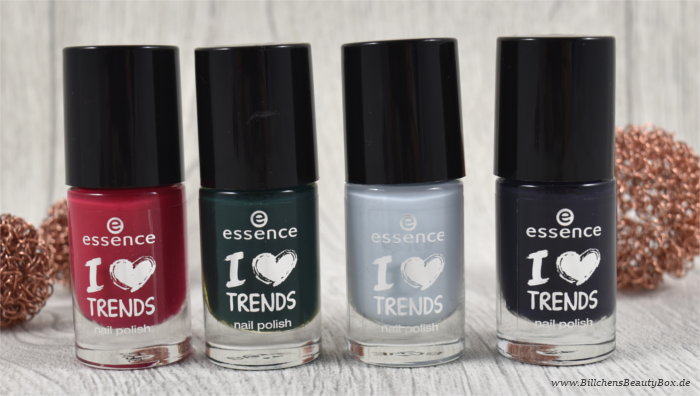 essence Adventskalender Nagellack