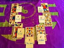 Tirada de cartas Tarot