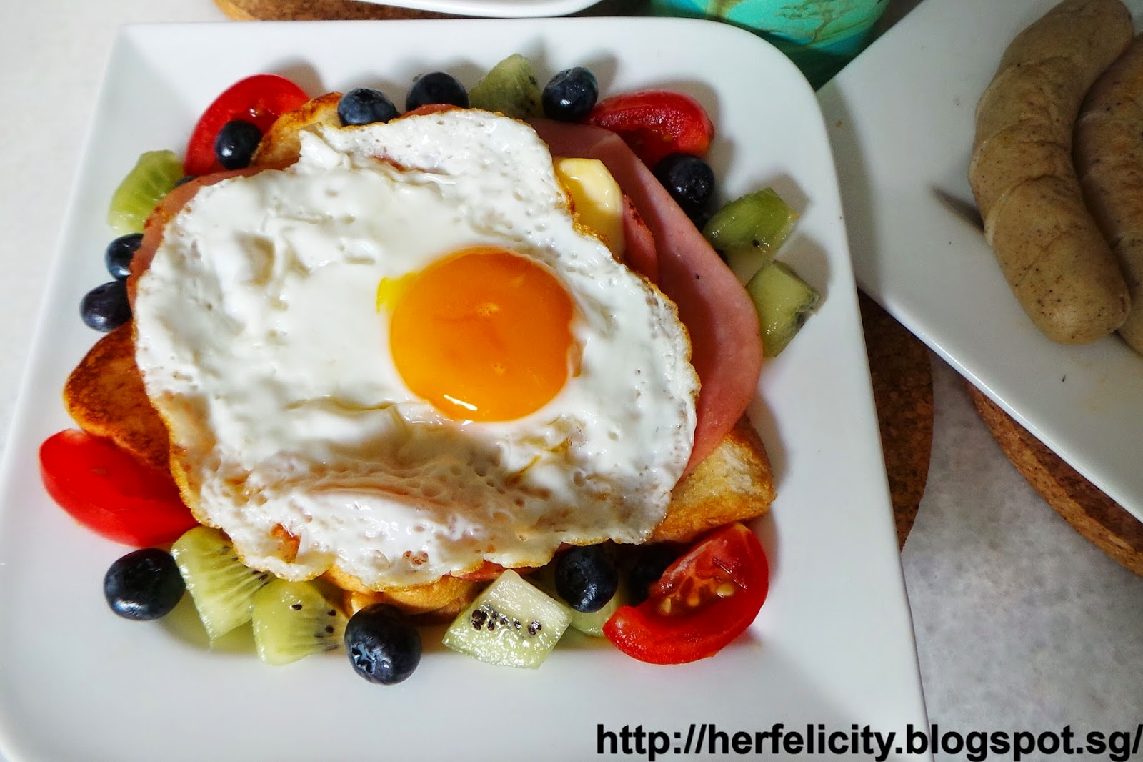 how to make sunny side up over easy eggs